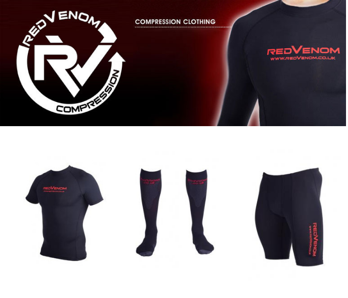Red Venom announced as 2019 compression partner
