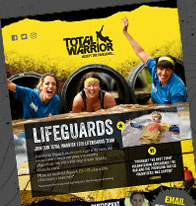 Lifeguards Poster
