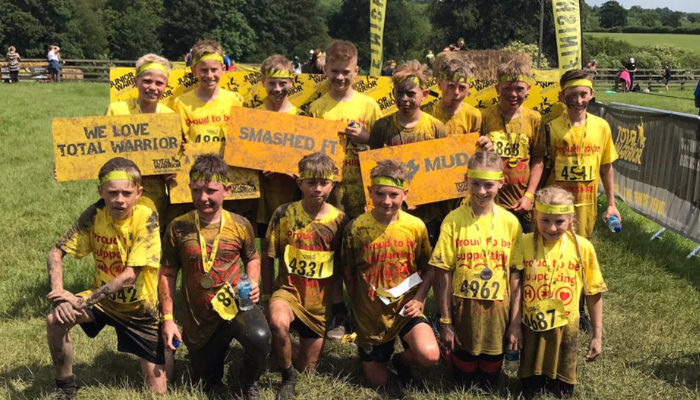 Barnsley Juniors raise funds for Yorkshire Air Ambulance